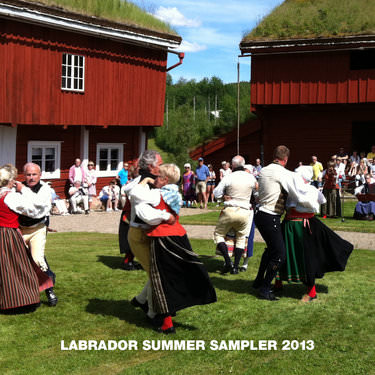 Labrador Summer Sampler 2013