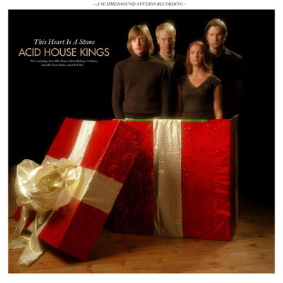 Acid House Kings – This Heart is a Stone: Remixes Vol. 1