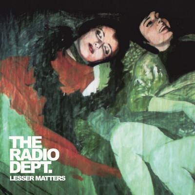 The Radio Dept. – Lesser Matters