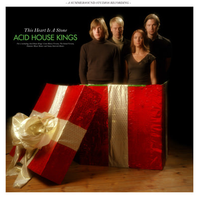 Acid House Kings – This Heart is a Stone: Remixes Vol. 2