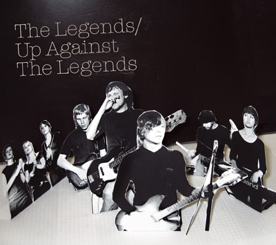 The Legends – Up Against the Legends