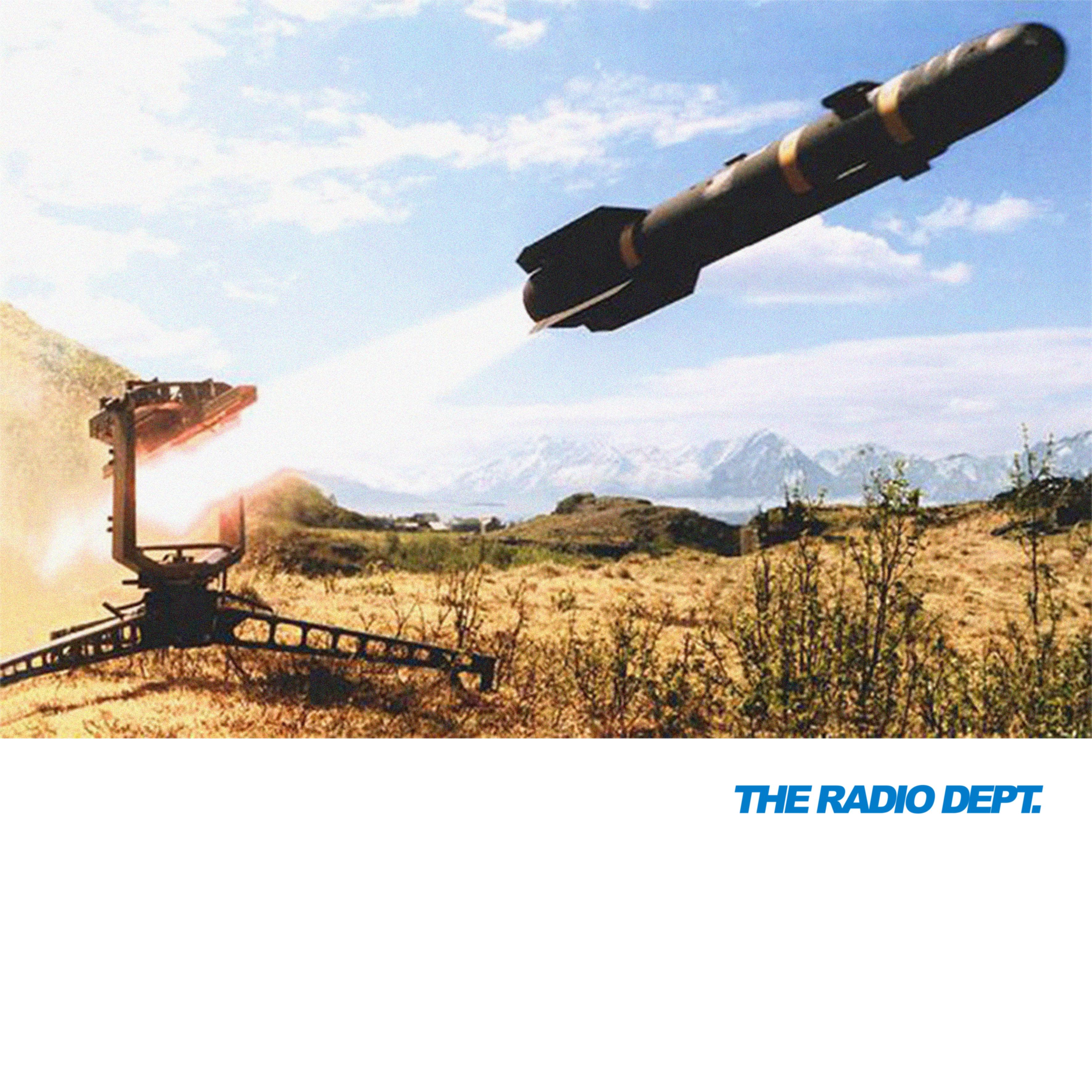 The Radio Dept – Swedish guns